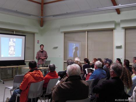 Beaufay : une chouette de nuit | On parle de l'Office de Tourisme Intercommunal Maine 301 | Scoop.it