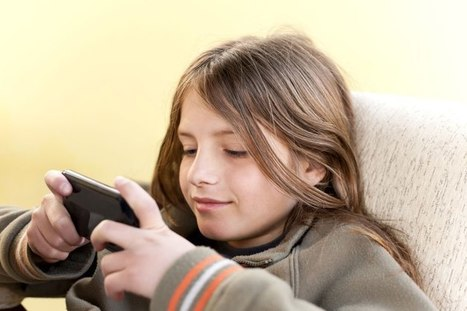 The average age for a child getting their first smartphone is now 10.3years | Real Estate Plus+ Daily News | Scoop.it