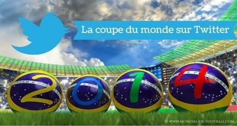 Veille : comment suivre la coupe du monde 2014 sur Twitter ? | réseaux sociaux | Scoop.it