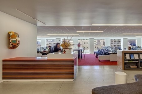 Inside NBBJ's Open and Flexible San Francisco Offices - Office Snapshots | Office Environments Of The Future | Scoop.it