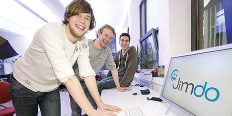Avis d'expert sur Jimdo, un éditeur de site web vraiment cool | Ze Kool News | Scoop.it