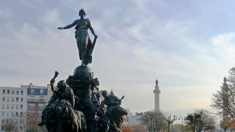 Smart city : pourquoi Nation devient une place ultra-connectée à Paris | La Ville , demain ? | Scoop.it