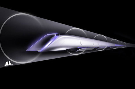 Hyperloop Test Track Slated for California : DNews | Transition Point! | Scoop.it