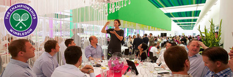Wimbledon Is the New Corporate Hangout Place | Wimbledon Tennis 2014 Hospitality Corporate Packages Tickets | Scoop.it