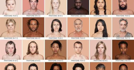 The beauty of human skin in every color | Diversity and inclusion | Scoop.it