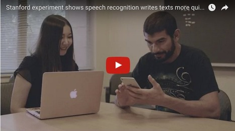 Voice Recognition Software Finally Beats Humans At Typing, Study Finds | Scriveners' Trappings | Scoop.it