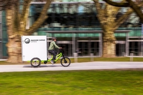 Imagine Cargo : un transporteur zéro essence | Efficycle | Scoop.it