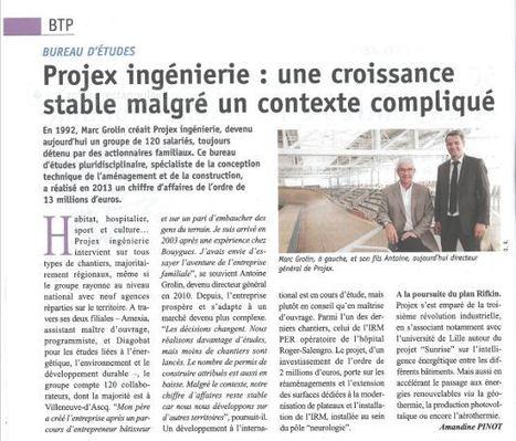 Article paru dans la Gazette du Nord Pas de Calais.   Emmanuelle.D   Scoop.it