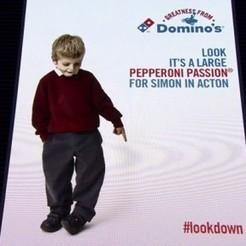 Domino's Pizza parodie le fameux panneau animé de British Airways | Tendances publicitaires et marketing | Scoop.it