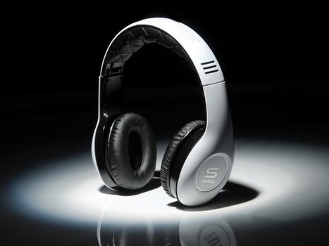 Eye-catching Soul by Ludacris Over-Ear Headphones White_hellobeatsdreseller.com | Beats V-Moda headphones | Scoop.it