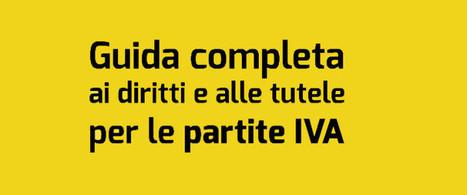 Un opuscolo di ACT sui diritti delle Partite IVA   Copywriter Freelance   Scoop.it