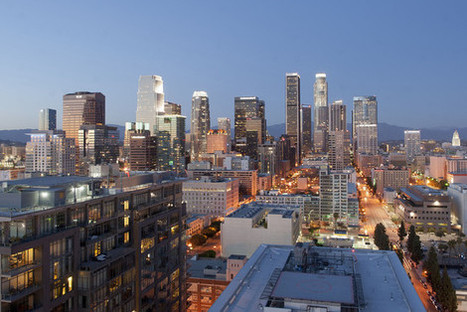 Downtown L.A. goes from gritty to glitzy | Booming DTLA!!! | Scoop.it