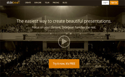Create Beautiful Presentations Easily With Slidebean | MarketingHits | Scoop.it