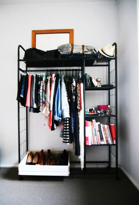 The Perfect Wardrobe Step #1: Getting Organised | How to build a perfect wardrobe? | Scoop.it