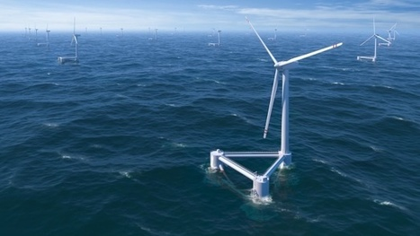 Atlantic Wind Connection for offshore wind | MIT Technology Review | Sustainable Technologies | Scoop.it