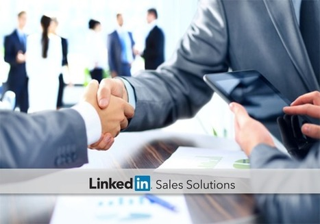 How to Use LinkedIn to Develop Trust with Senior Executives | All About LinkedIn | Scoop.it