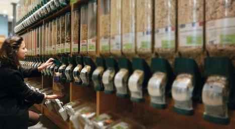 Biocoop 21 : ouverture du premier magasin 100% bio et sans emballage à Paris | Consommation Responsable | Scoop.it