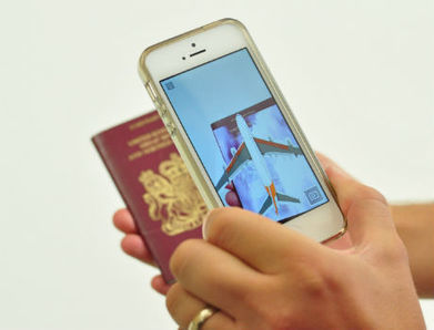 "Augmented reality app to ""bring passports to life"" 