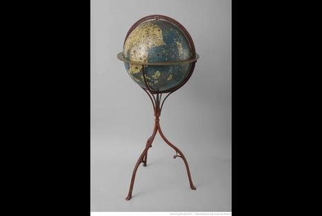 55 globes anciens de la BNF numérisés en 3D | Livres Hebdo | Kiosque du monde : A la une | Scoop.it
