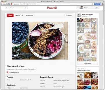 3 Tips for Brands on Pinterest - Business 2 Community | Pinterest | Scoop.it