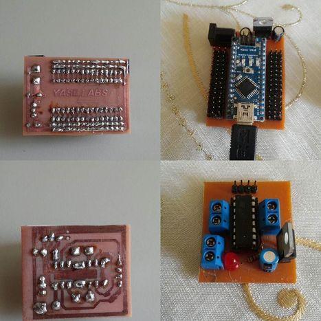 Insta-Arduino | #flycammaster team #milling #distans #power... | Raspberry Pi | Scoop.it