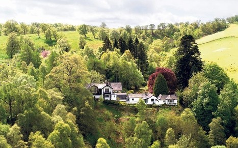 For sale: JM Barrie's magical Scottish lodge - Telegraph.co.uk | Gardening | Scoop.it