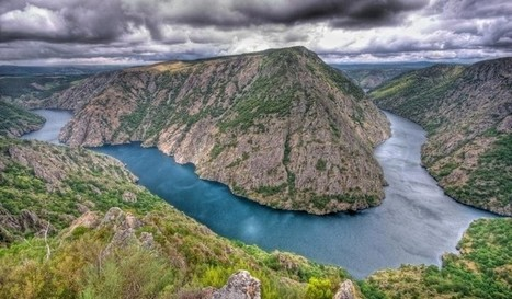 """Caída da Folla"": Otoño en la Ribeira Sacra | Galicia | Scoop.it"
