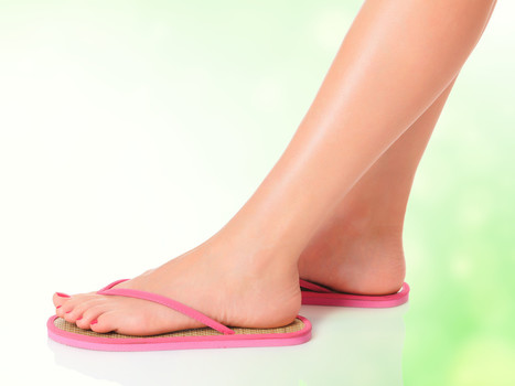 LOOK: How Your Flip Flops Are Killing Your Feet | Kevin and Taylor Potential News Stories | Scoop.it