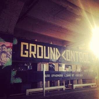 Ground Control : le bar éphémère underground à Paris - Sortiraparis | Radio d'entreprise | Scoop.it
