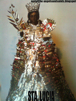 AND ALL THE ANGELS AND SAINTS: 93. Santo Stories: SANTA ... | The Traveler | Scoop.it