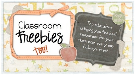 Classroom Freebies Too: Free Lesson for Making QR codes to ... | QR codes in learning and education | Scoop.it