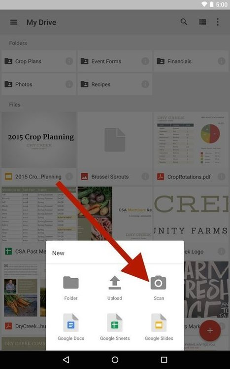 15 amazing features in Google Apps you probably don't know about | EdTech Essentials | Scoop.it