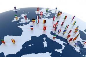 Audience des sites internet en Europe en février 2014 | Education & Numérique | Scoop.it