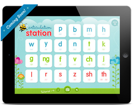 Articulation Station! | Mommy Speech Therapy | Speech-Language Pathology | Scoop.it