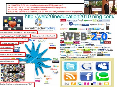 BLOG USING GR8 WEB 2.0 TOOLS AND APPS IN XXI CENTURY EDUCATION by Lucian http://xeeme.com/ecurator/: #curation is #socialmedia king . Top 10 #edtech20 tools who will change research this year | Integrating Technology in the Classroom | Scoop.it