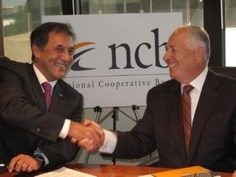 Laboral Kutxa (the Mondragon Bank) and National Cooperative Bank (NCB) to Partner... -- NEW YORK, Sept. 4, 2013 /PRNewswire/ -- | FU Related | Scoop.it