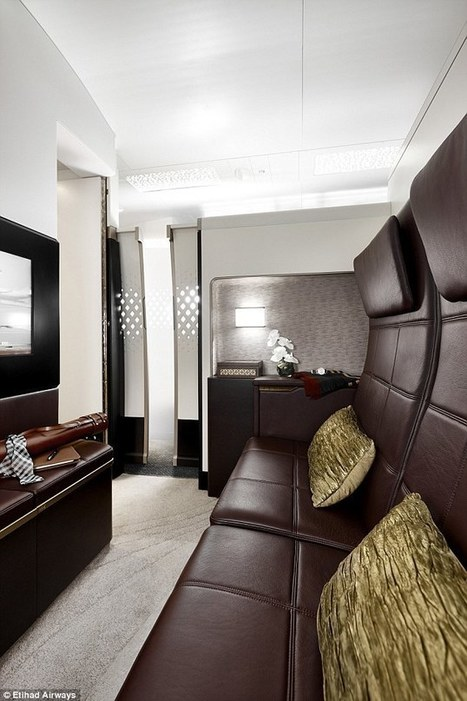 The world's most expensive flight costs $38,000 each way | Tourism & Travel Business | Scoop.it