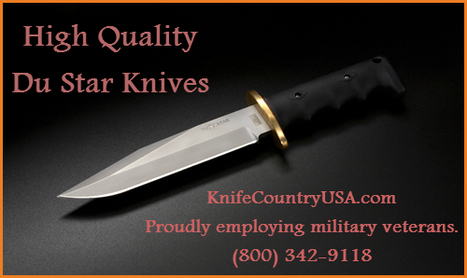 Avail Special Deals on DuStar Knives   Shop Survival Gears and Accessories Online   Scoop.it