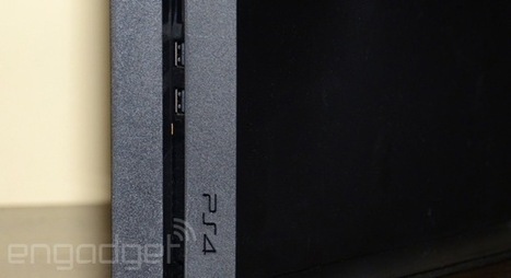 PlayStation 4 sales hit 4.2 million as of December 28th - Engadget | PlayStation 4 | Scoop.it