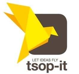 En la nube TIC: con Tsop-It llueven las ideas | Código Tic | Scoop.it