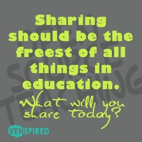 Open Source Teaching... Because We Are All Learners @venspired | Teaching and Learning Resources for Faculty | Scoop.it