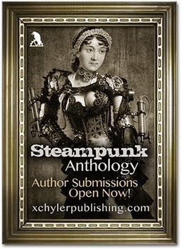 Home - Indie Publisher of Paranormal, Steampunk, Mystery and Fantasy | Xchyler Publishing | Edwardian Steampunk Culture | Scoop.it