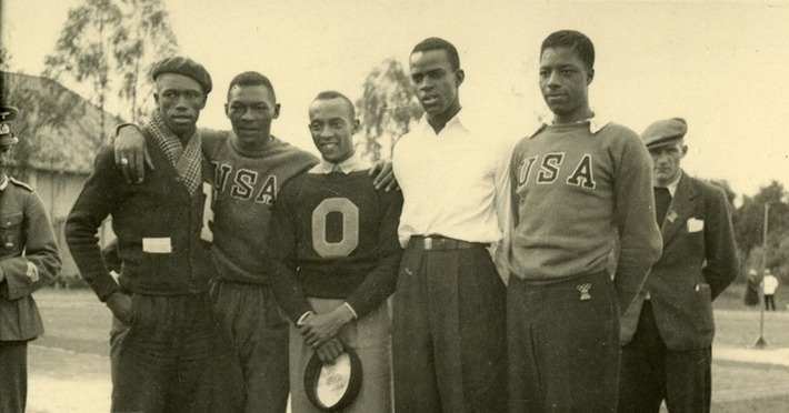 'Olympic Pride, American Prejudice' Recalls Black Athletes in 1936 | The New York Times | Kiosque du monde : Amériques | Scoop.it