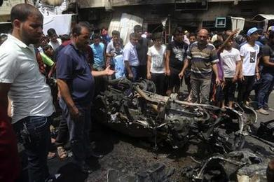 Bombings kill 93 in Iraqi capital's bloodiest day this year | The Pulp Ark Gazette | Scoop.it