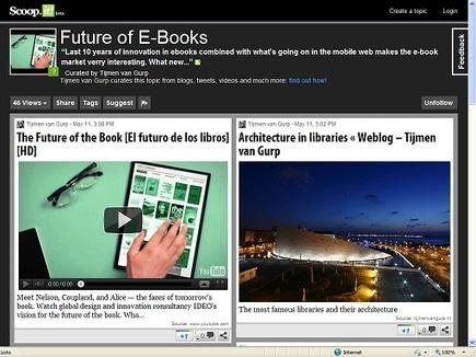 Scoop.it: mashup para compartir contenido | Universo Abierto | Bibliotecas y Educación Superior | Scoop.it