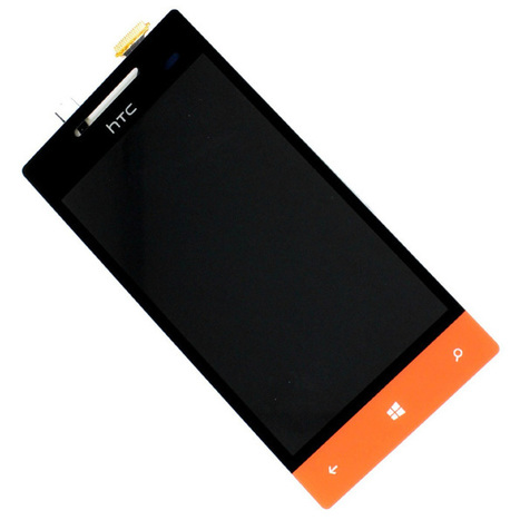 Genuine / Original HTC 8S Red Touch Screen Glass Digitizer + LCD Display Assembly Replacement + Open Tool   HTC LCD & Digitizer Peplacement   Scoop.it