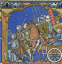 Noorderwind - De bevoorrading van middeleeuwse legers | Leven in de Middeleeuwen | Scoop.it