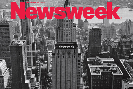 Newsweek restarts the presses with return of printed magazine | Nerd Vittles Daily Dump | Scoop.it