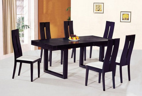 Stunning Modern Dining Table designs - Furniture Design Ideas | World Important days and Events | Scoop.it