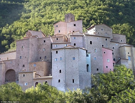 Entire Italian hamlet famed for being the birth place of pasta goes up for sale for £15.5 million. Few pennies! | Italia Mia | Scoop.it
